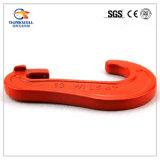 鎖のための鍛造材Cのタイプ抗張打つホック