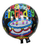 Воздушный шар Mylar с светом