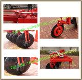 Landwirtschaftlicher hydraulischer doppelter Methoden-Platten-Pflug