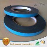 파란 Hotmelt 1mm PE 거품 두 배는 공장 테이프 Swankia 편들었다