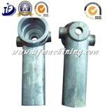 Pièces de fonderie de bâti en acier de moulage d'OEM pour des accessoires de véhicule