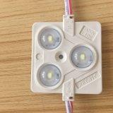 2835 1.5W módulo del contraluz LED para las cartas de canal y el rectángulo ligero