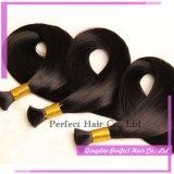 Cheveux Vierge Remy Hair Bulk Human Hair Extension brésilienne Virgin