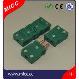タイプしなさいKに標準熱電対コネクター(MICC-SC-K)を