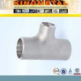 Té réduit d'acier inoxydable d'A403 Wp304-304L