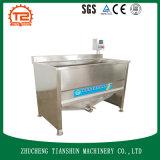 Petróleo-Agua semiautomática que se mezcla friendo la sartén de la máquina y de la carne que fríe la máquina