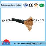 Cable de la soldadura, cable de la soldadura del PVC