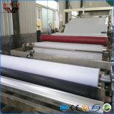 Membrane de imperméabilisation renforcée de PVC, membrane imperméable à l'eau de PVC renforcée par tissu de fibre de polyester de qualité