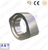 CNC에 의하여 주문을 받아서 만들어지는 알루미늄 합금 스테인리스 또는 금속 선반으로 깎는 부속 공장