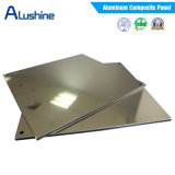 アルミニウム合成のパネル、インドのアルミニウム合成のパネルの価格、Alucobondのアルミニウム合成のパネルの価格