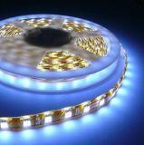 De la flexión LED de la tira cinta decorativa detrás