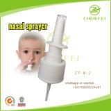 Niebla fina nasal Sprayre del tratamiento del rociador de la medicina CF-N-1
