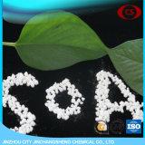 Prezzo granulare del solfato dell'ammonio del grado d'acciaio del fertilizzante dell'azoto