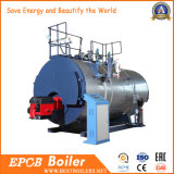 Abgefeuerter Dieseldampf und Warmwasserspeicher