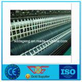 Fibre de verre de Geogrid /Knitting en verre de fibre