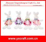 Métier d'art de décoration de tissu de Pâques de la décoration de Pâques (ZY15Y342-1-2-3)