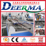 WPC Floor Decking Machine con Price