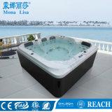 Monalisa特別で贅沢な様式のハイドロ鉱泉の温水浴槽(M-3377)