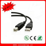 USB de Custmoized al cable de impresora del Bm