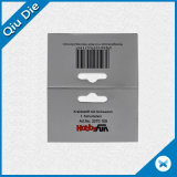 Faltbare Papierkarten-Fall-Marke mit Cmyk Drucken