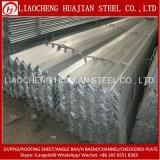 Barra di angolo laminata a caldo dell'acciaio dolce Ss400 per la parentesi