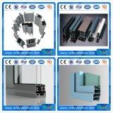 Espulsioni di alluminio anodizzate personalizzate