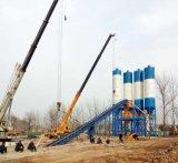 180m3/H 상업적인 구체적인 1회분으로 처리 공장 건설 기계