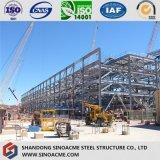 Construction lourde d'ensemble industriel d'étage multi avec la structure métallique