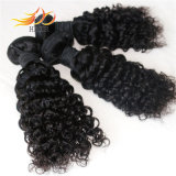 tessitura peruviana non trattata dei capelli umani del Virgin 8A