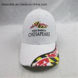 kennzeichnete niedriger Preis 100%Cotton das 6 Panel-Golf-Hut