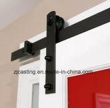 Système de matériel coulissant vertical de porte de grange (LS-SDU16047)