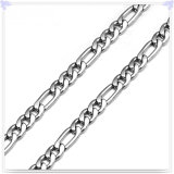 Catena dell'acciaio inossidabile della collana di modo (SH040)