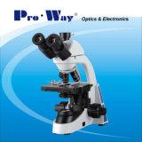 40X-1000X microscópio biológico binocular do diodo emissor de luz Seidentopf (XSZ-PW205)