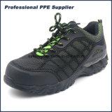 Zapato de funcionamiento superior de la seguridad del estilo del deporte de Kpu
