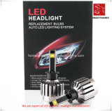ファンとの車またはトラック6000k H1のライトのための新しい到着LEDのヘッドライトLED