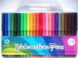 Nécessaire de crayon lecteur de couleur de borne/eau de couleur d'eau pour le retrait et la peinture