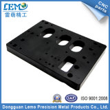 Food ProcessingのOxide黒いAluminum CNC Lathe Parts