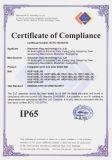 Indicatore luminoso di via solare commerciale con il regolatore di MPPT