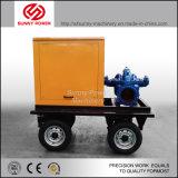 De Pomp van het Water van de dieselmotor van 14inch Afvloeiing 1000tons per Uur