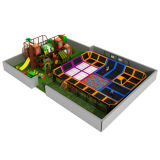 Trampoline e Indoor Playground Equipment para Children