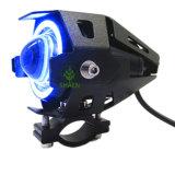 Laser impermeável do diodo emissor de luz de U7 30W para Motorcycle