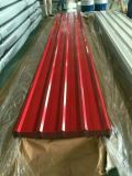 (0.14mm-0.8mm) Bobina d'acciaio ricoperta colore d'acciaio galvanizzata impressa Prim di Coil/PPGI