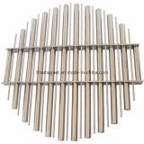 Barras magnéticas permanentes de alto desempenho usadas para separador