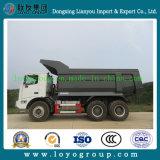 Autocarro con cassone ribaltabile del ribaltatore di estrazione mineraria di Sinotruk HOWO 6X4 per l'estrazione mineraria del Transportion