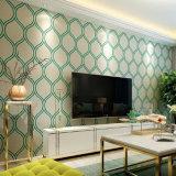 PVC Wallcovering, 2017 papel de empapelar del PVC, tela de la pared del PVC del Moderno-Estilo, papel pintado del PVC