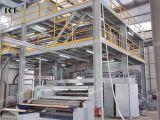 La mejor línea de fabricación no tejida de la tela de la máquina