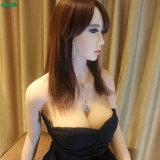Le plein sexe de corps de première hauteur de la vente 165cm joue la poupée réelle d'amour de silicones
