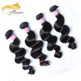 厳密な品質管理100のブラジル人のRemyの毛の拡張