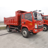Sinotruk 4X2軽量ダンプトラック7トンの軽トラックの