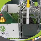 Gaiolas galvanizadas Strengh elevadas dos suínos do equipamento de Pigging do encanamento